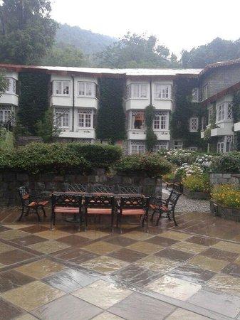 The Naini Retreat: back view