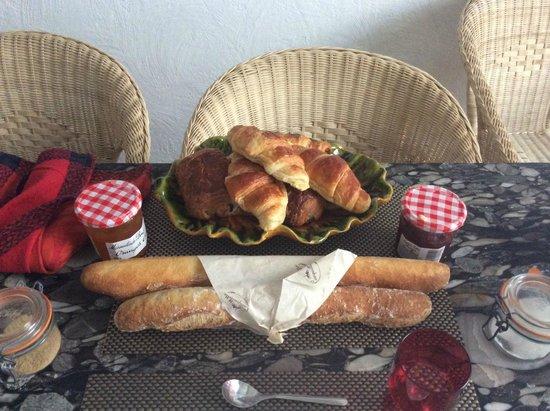 Le Nid' Oiseau : Breakfast
