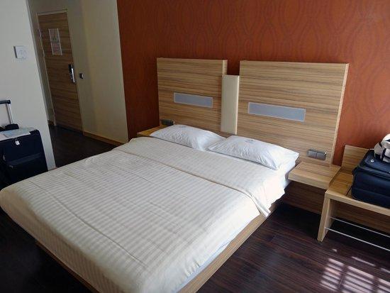 Star Inn Hotel Salzburg Gablerbrau: Dubbelrum