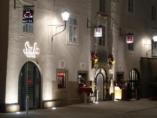 Star Inn Hotel Salzburg Gablerbrau: Star Inn Gablerbräu