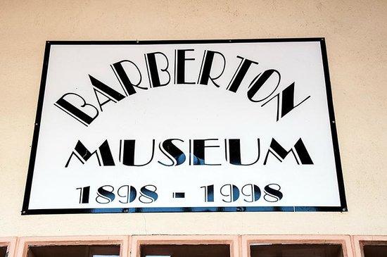 巴伯顿照片