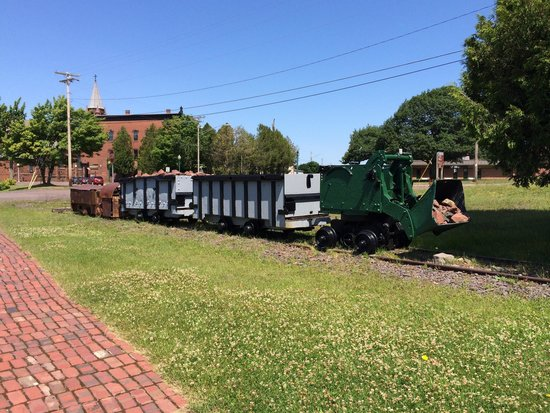 Coppertown USA Mining Museum