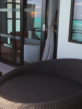 Velassaru Maldives: Sun deck
