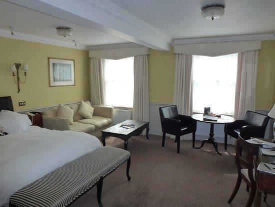 Empire Hotel Llandudno : Superior Room
