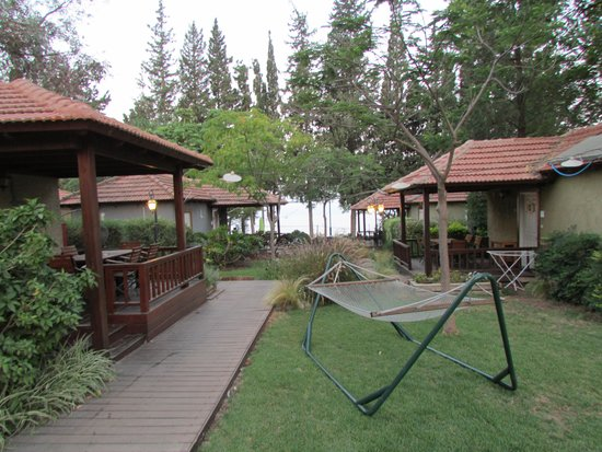 Golan Rooms At Sagi Family Country Lodging : Cabins