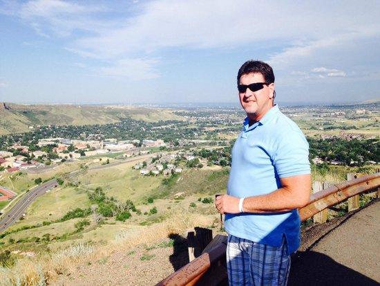 Lookout Mountain : Beautiful views