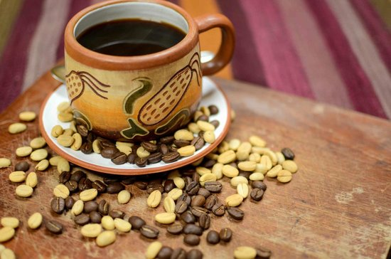 Yellow River: Our incredible organic coffee
