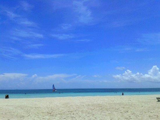 Paradisus Princesa del Mar Resort & Spa: Hermosa playa y aguas cálidas