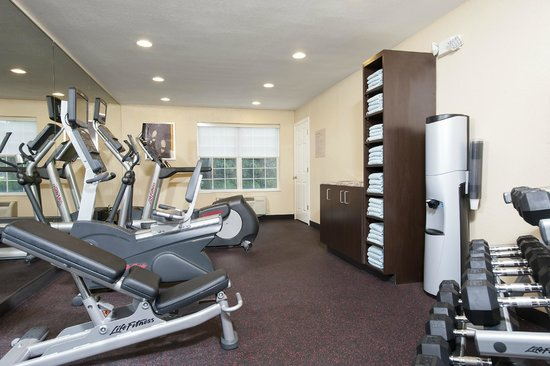 TownePlace Suites Indianapolis Keystone: Upgraded Onsite Fitness Center