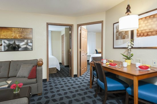 TownePlace Suites Indianapolis Keystone: Two Bedroom Suites