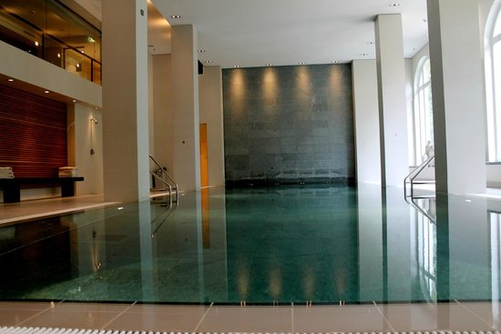 Villa Kennedy: Swimming pool perfect for laps