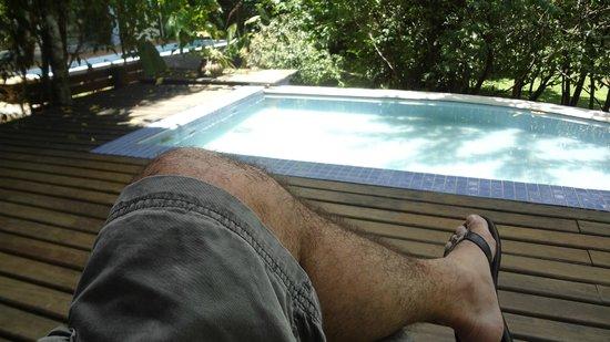 Hotel Warabi: Piscina da suíte