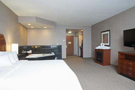 Hilton Garden Inn Columbus/Edinburgh: King Jet Tub Suite