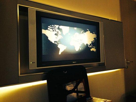 Sofitel Shanghai Hyland : nice tv channels