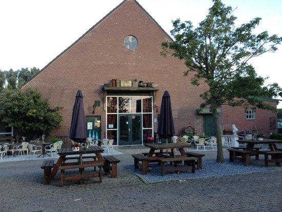 Boerderij de Zellebergen: Main Entrance