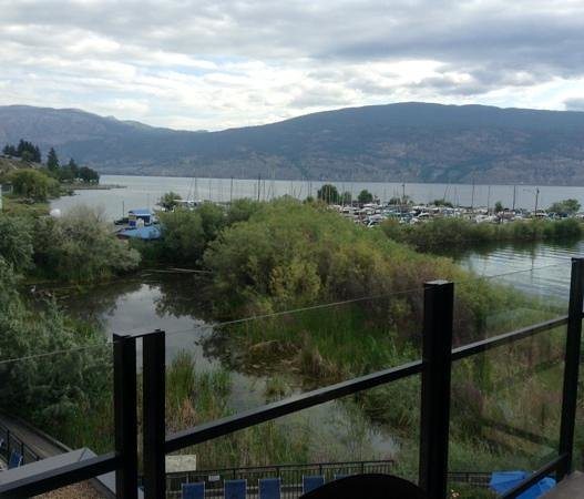 Summerland Waterfront Resort & Spa : Beautiful Lake Okanagan