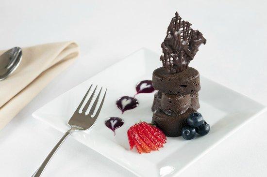 Friends Lake Inn: Tempting Desserts