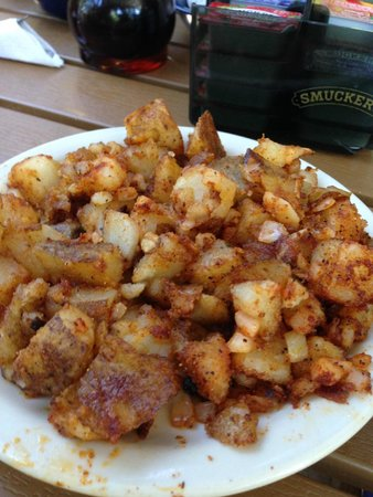 Kerbey Lane Cafe Central: Home Fries