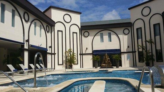 Sandos Playacar Beach Resort: Great views throughout!