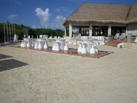 Paradisus Playa Del Carmen La Esmeralda: Gabbi Beach Club