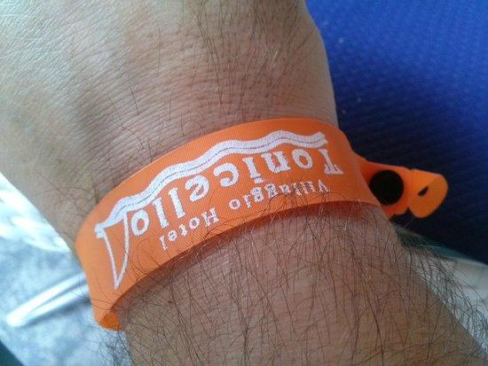 Hotel Resort Tonicello: Accoglienza