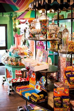 Scrummy Afters Candy Shoppe