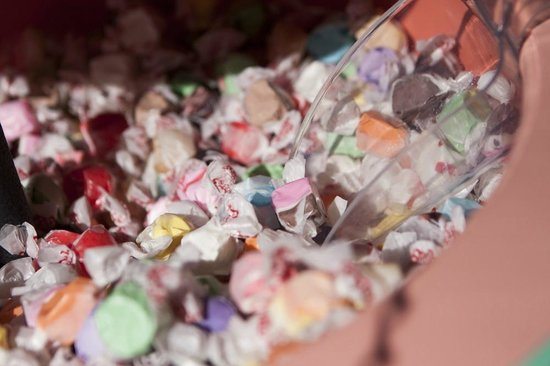 Scrummy Afters Candy Shoppe: Taffy