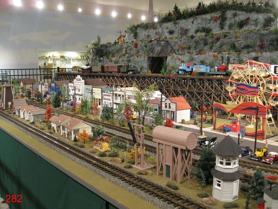 Friar Mountain Model Railroad Museum Sparta 2018 All