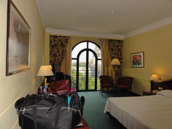 Iberostar Parque Central: Interior of our room