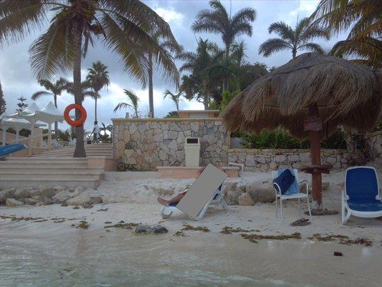 Omni Puerto Aventuras Hotel Beach Resort: Beach
