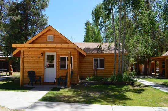 Daven Haven Lodge & Cabins: Cabins