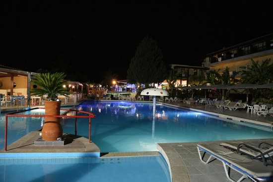 Golden Odyssey Kolimbia : Pool area