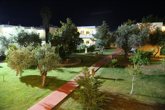 Golden Odyssey Kolimbia : The grounds
