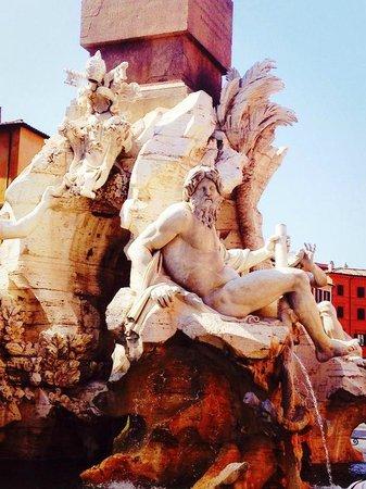 Angel Tours Rome : Piazza Navona