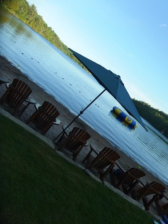 Silver Lake Cottage Resort: Tranquility