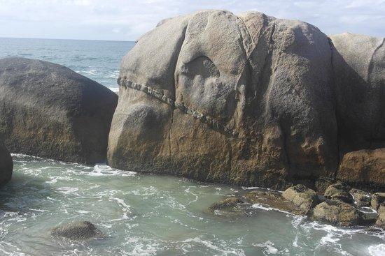 Praia Mole: Liindaaa!