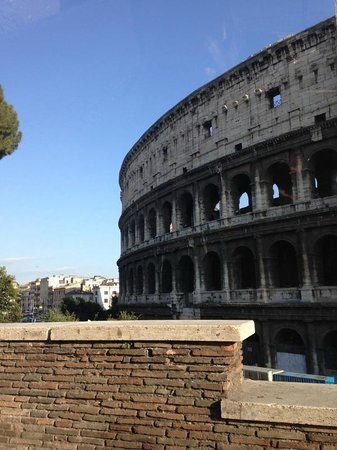 Angel Tours Rome: Coloseum