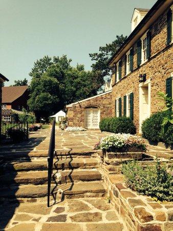 Pearl S. Buck House: Home