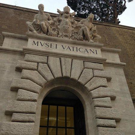 Angel Tours Rome : Musei Vaticani