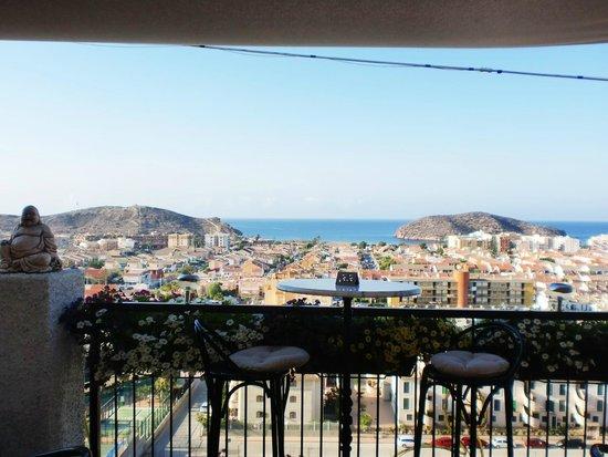 Hotel La Cumbre: vistas
