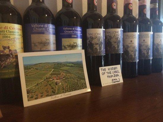 Tuscan Wine Tours - Day Tours : Vallone Di Cecione