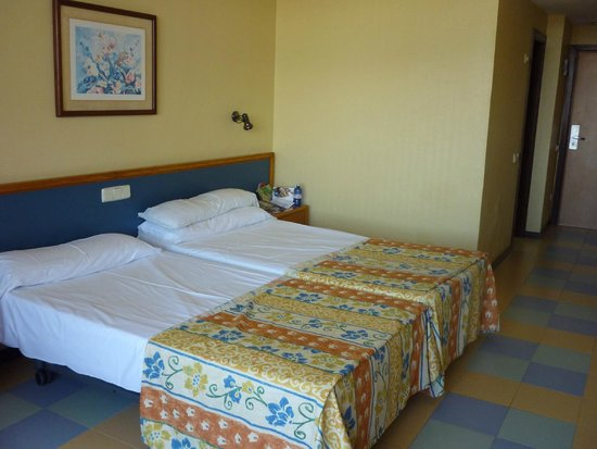Iberostar Bouganville Playa : our room