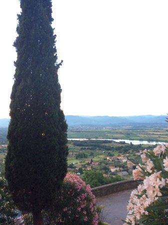Castello di Montegufoni: Tuscan Views