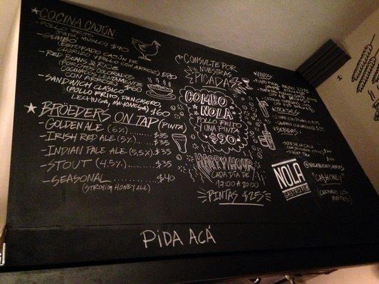 Photo of American Restaurant Nola at Gorriti 4389, Buenos Aires 1014, Argentina