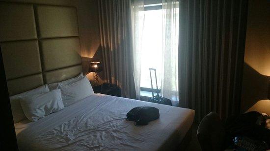 Czar Lisbon Hotel: Room view 4th floor 2
