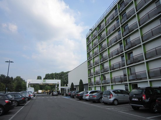 Holiday Inn Brussels Airport: Hotel