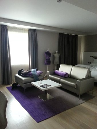 The Morrison, a DoubleTree by Hilton Hotel: Sitting Area