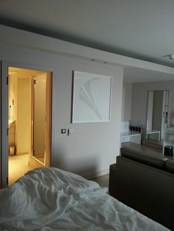 The Morrison, a DoubleTree by Hilton Hotel : Bedroom