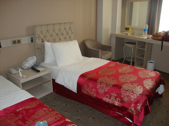 Antik Hotel Istanbul: camera
