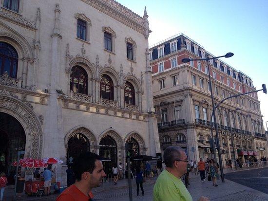 Hotel Avenida Palace: Avenida palace hotel